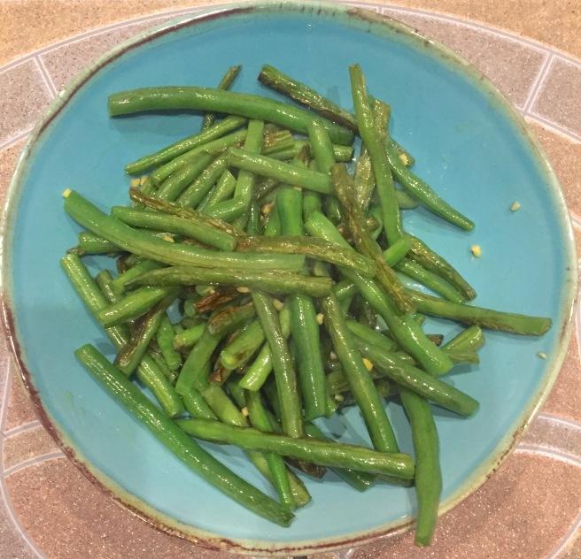 gingery-green-beans